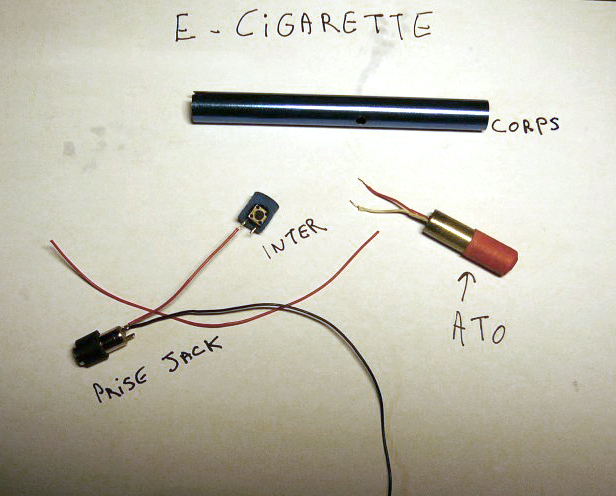 First e.cig
